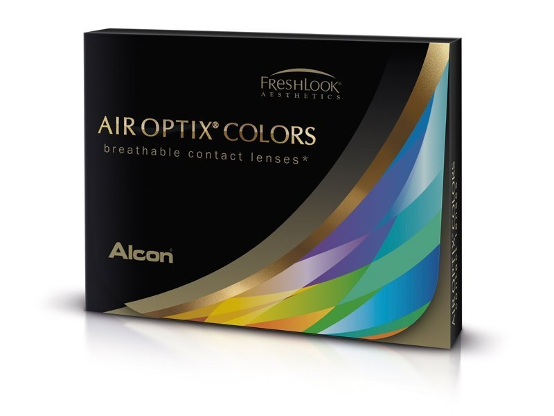 Air Optix Colors – cu dioptrie (2 lentile)