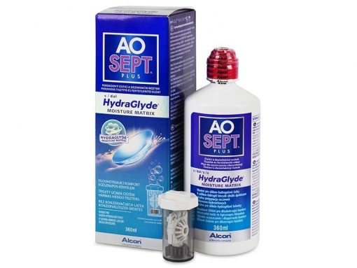 AO SEPT PLUS HydraGlyde 360 ml