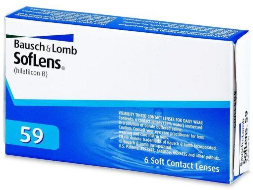 SofLens 59 (6 lentile)