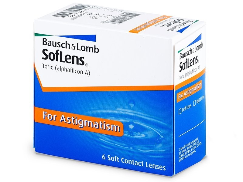 SofLens Toric (6buc)