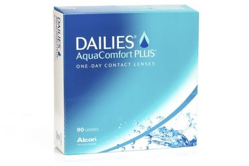 DAILIES AquaComfort Plus (90 lentile)