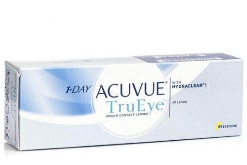 1 Day Acuvue TruEye (30 lentile)