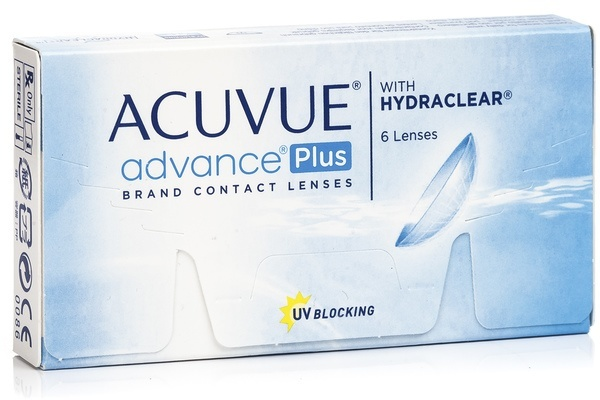 Acuvue Advance Plus (6 lentile)