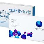 Biofinity Toric (3 lentile)