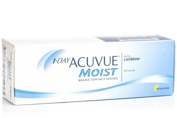 1 Day Acuvue Moist (30 lentile)