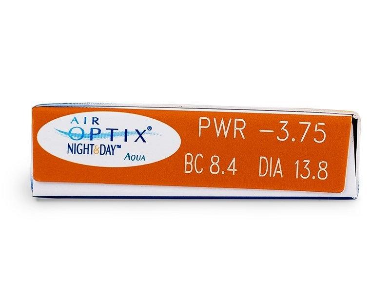 Air Optix Night and Day Aqua (3 lentile)