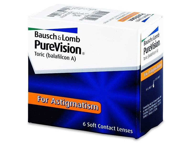PureVision 2 HD Toric (6buc)