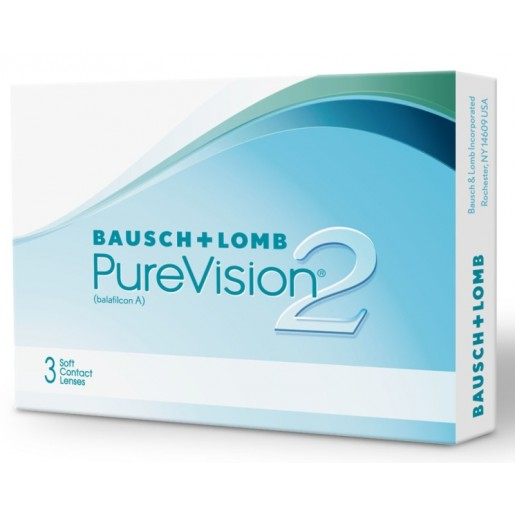 PureVision 2 HD (3buc)