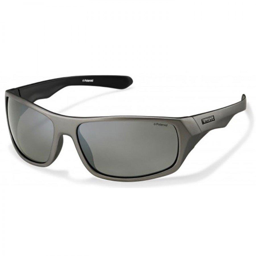 Ochelari de soare barbati Polaroid P7417C 222 GREY BLACK