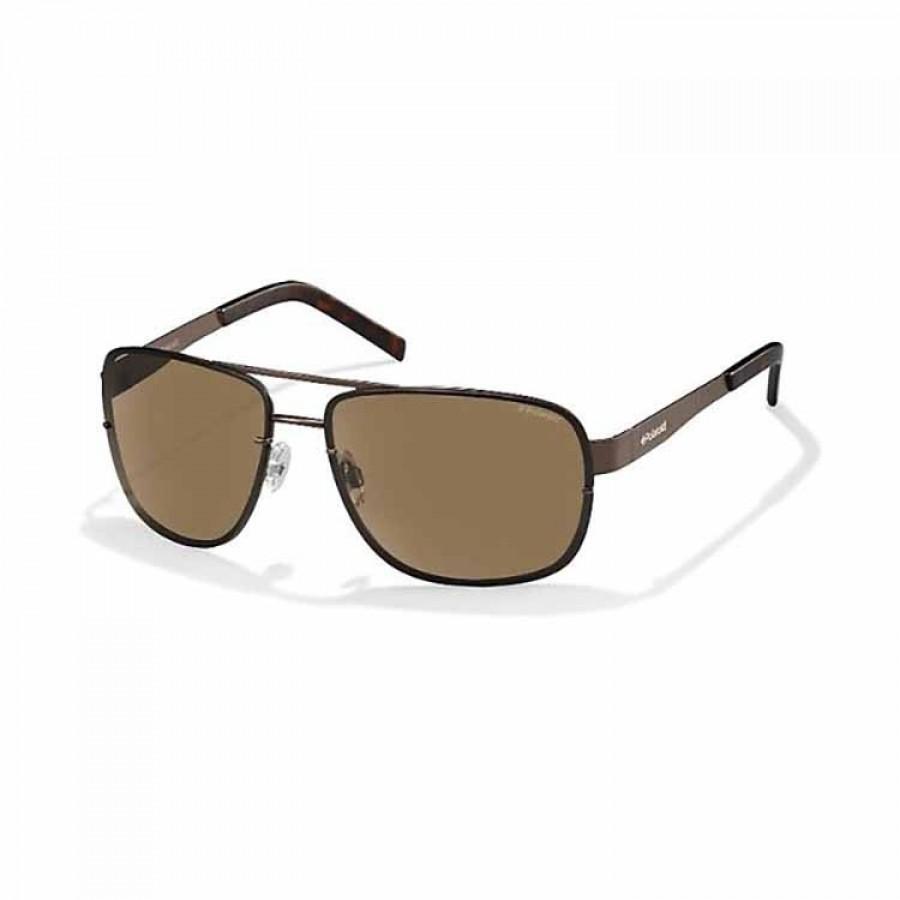 Ochelari de soare barbati Polaroid PLD 2025/S M4X BROWN DARK HAVANA