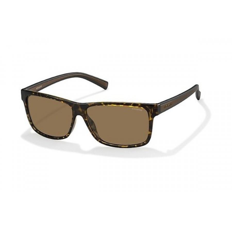 Ochelari de soare barbati Polaroid PLD 2027/S M31 HAVANA