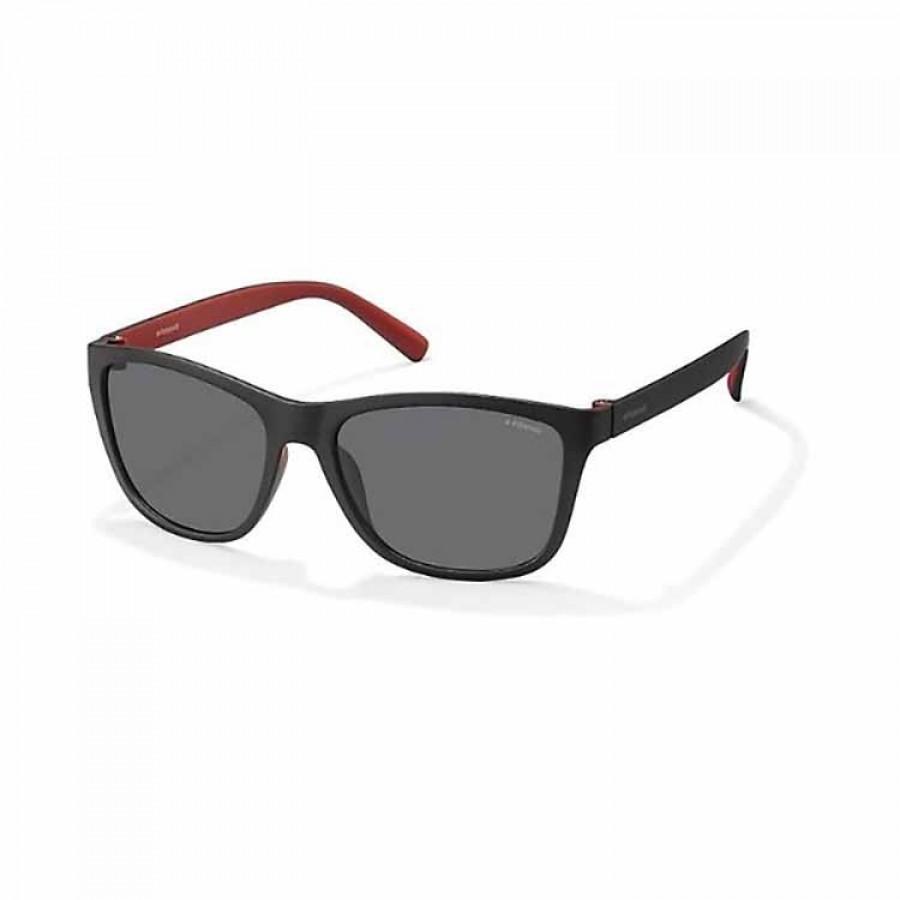 Ochelari de soare barbati Polaroid PLD 3011/S LLQ BLACK RED