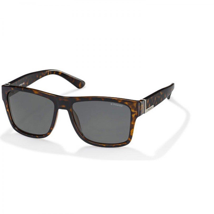 Ochelari de soare unisex Polaroid PLD 1016/S LL1 BLACK HAVANA