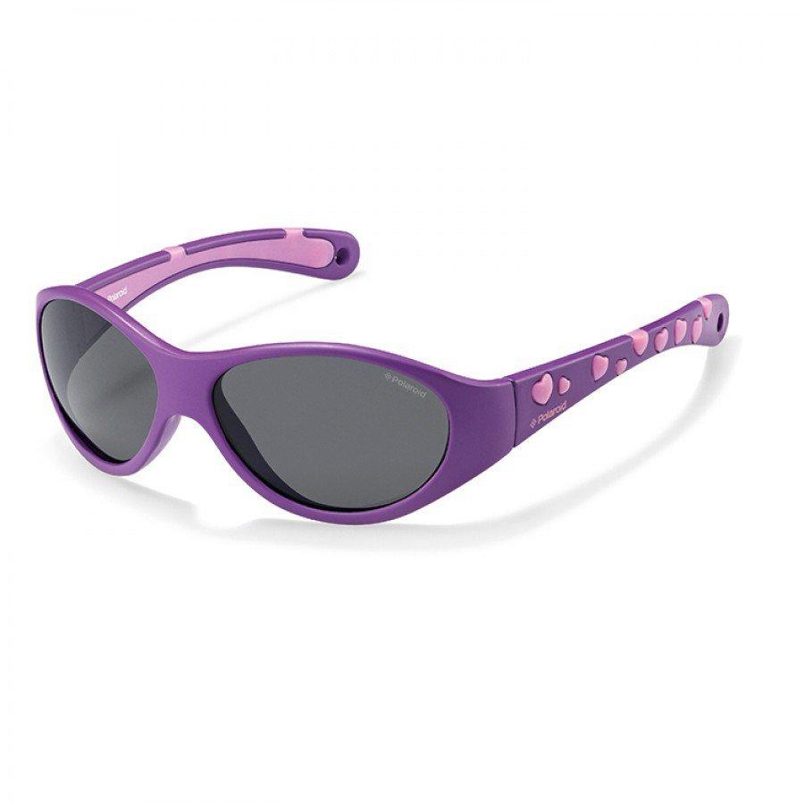 Ochelari de soare copii POLAROID P0401C 0Q9 PUR/ROS