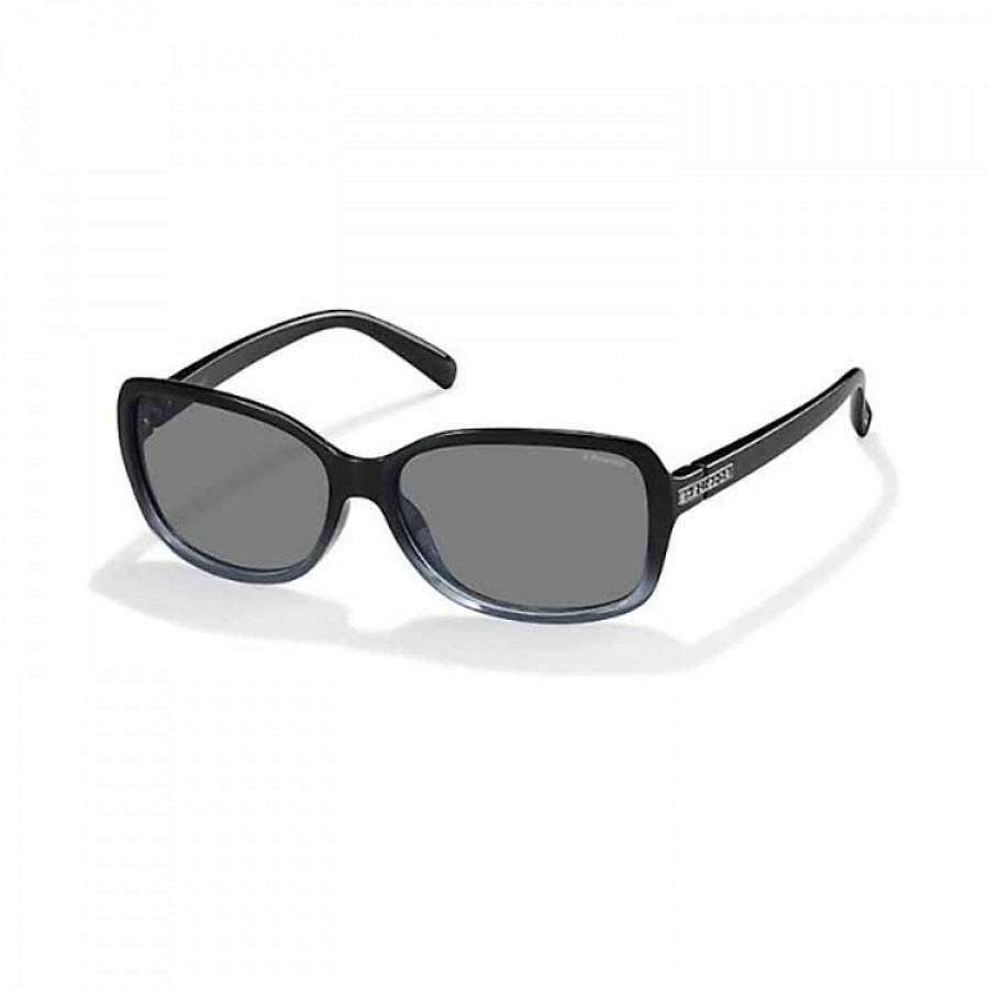 Ochelari de soare dama Polaroid PLD 5012/S LKP BLUE BLACK