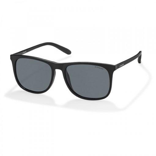 Ochelari de soare polarizati unisex Polaroid15 PLD 6002/S DL5 Black Matt