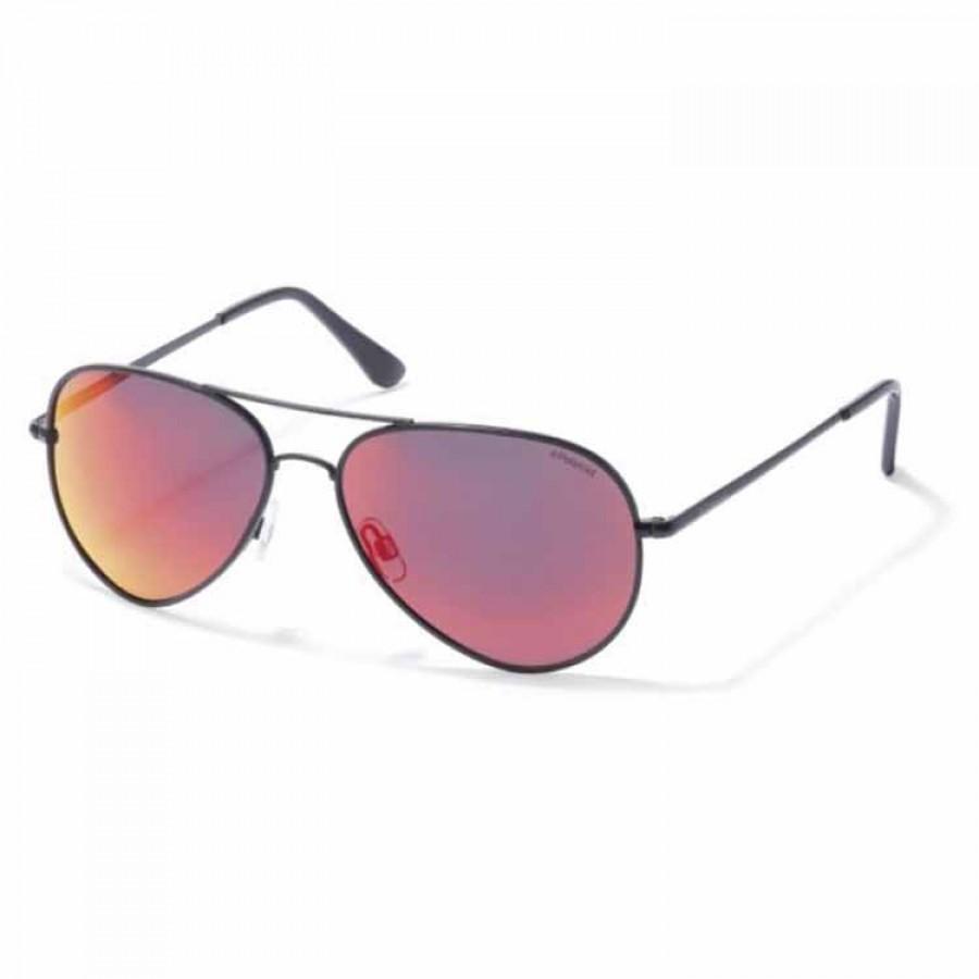 Ochelari de soare unisex Polaroid P4139E KIH BLACK