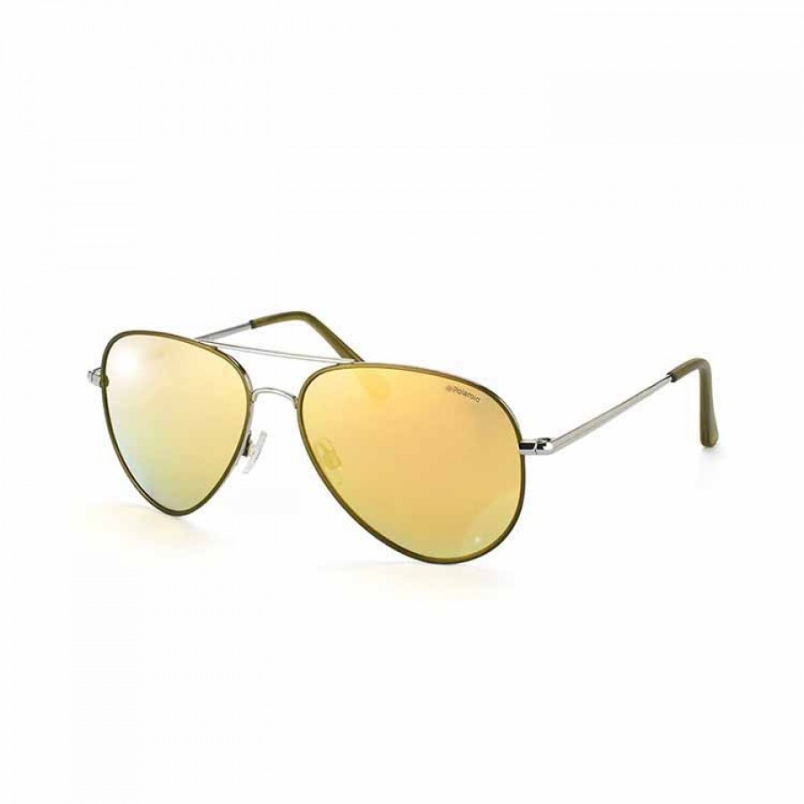 Ochelari de soare unisex Polaroid15 P4139 QUH RUTHENIUM LM