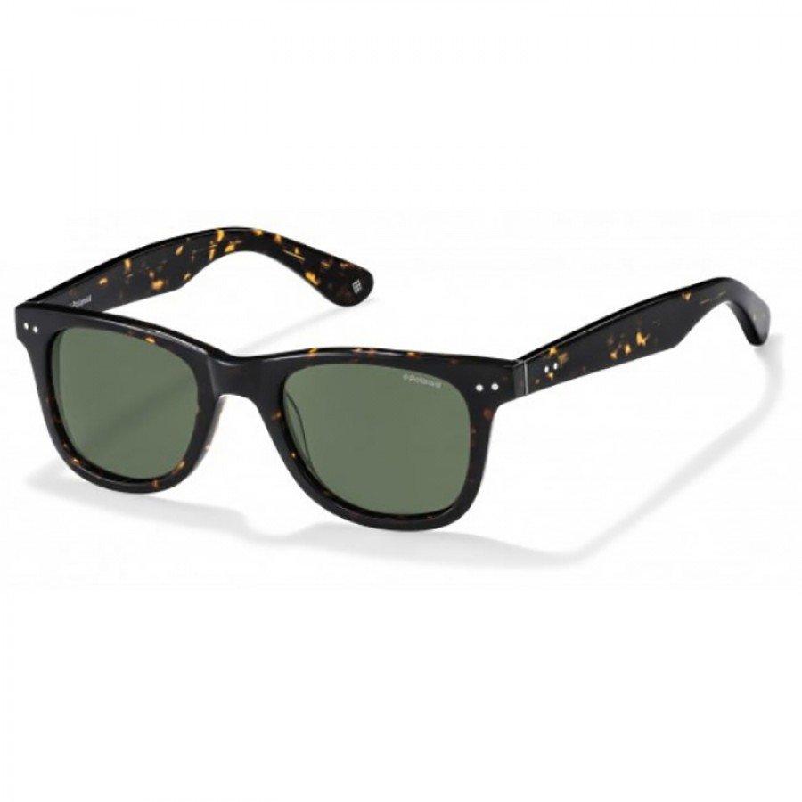 Ochelari de soare unisex Polaroid15 X8400B 96V HAVANA
