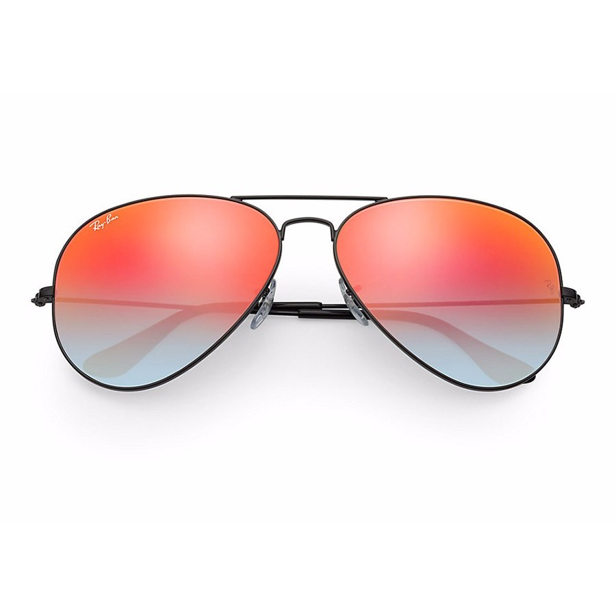 Ochelari de soare unisex Aviator Large Metal Ray-Ban RB3025 002/4W