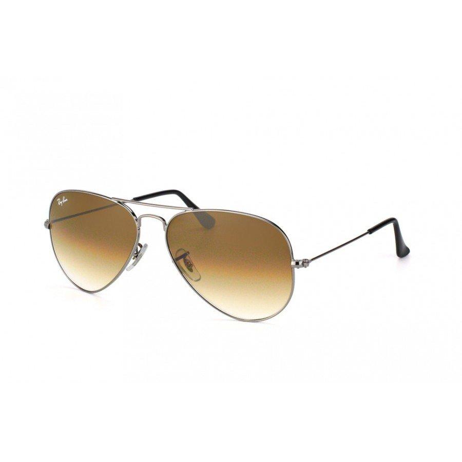Ochelari de soare unisex Aviator Large Metal Ray-Ban RB3025 004/51