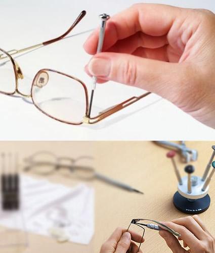Reparatii rame ochelari